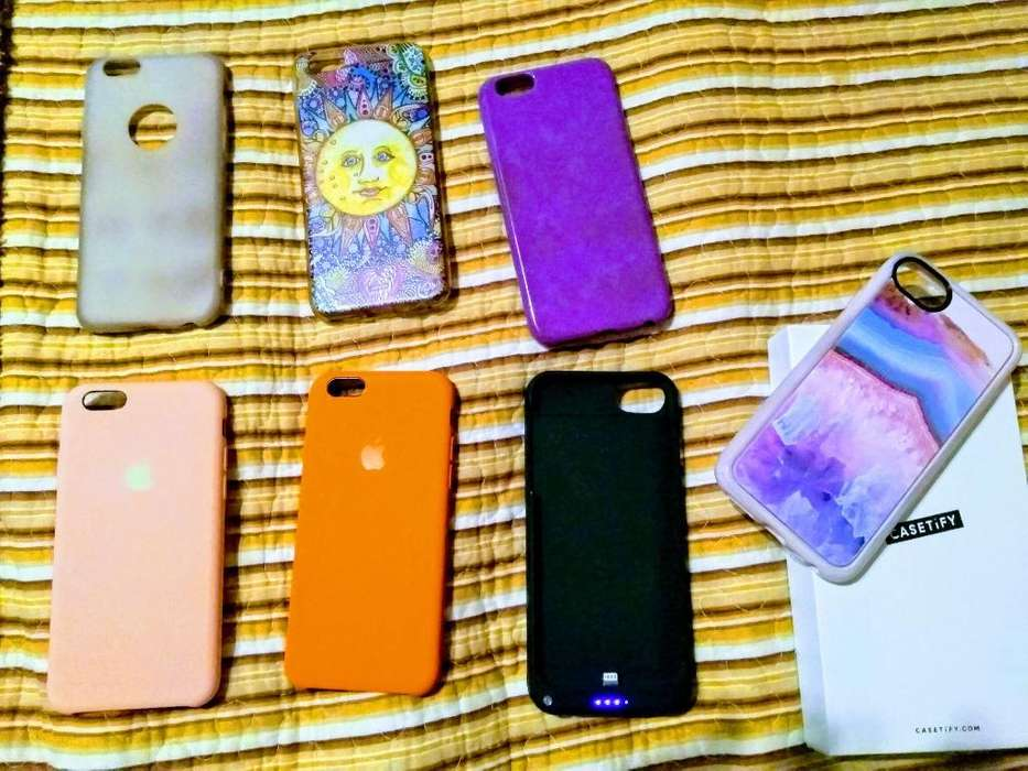 Lote Cases iPhone 6s