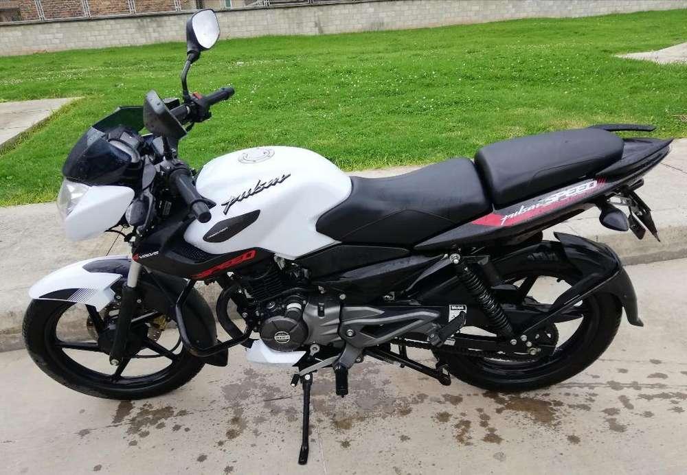 Vendo Moto Pulsar Speed 135