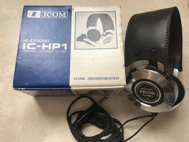Radioaficionado Auricular ICOM IC-HP1