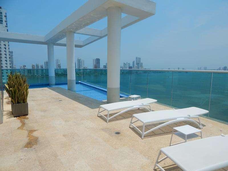 Cod. ABARE80062 Apartamento En Arriendo En Cartagena Castillogrande