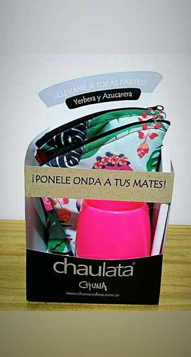 Yerbera-azucarera-mate- <strong>bombilla</strong>