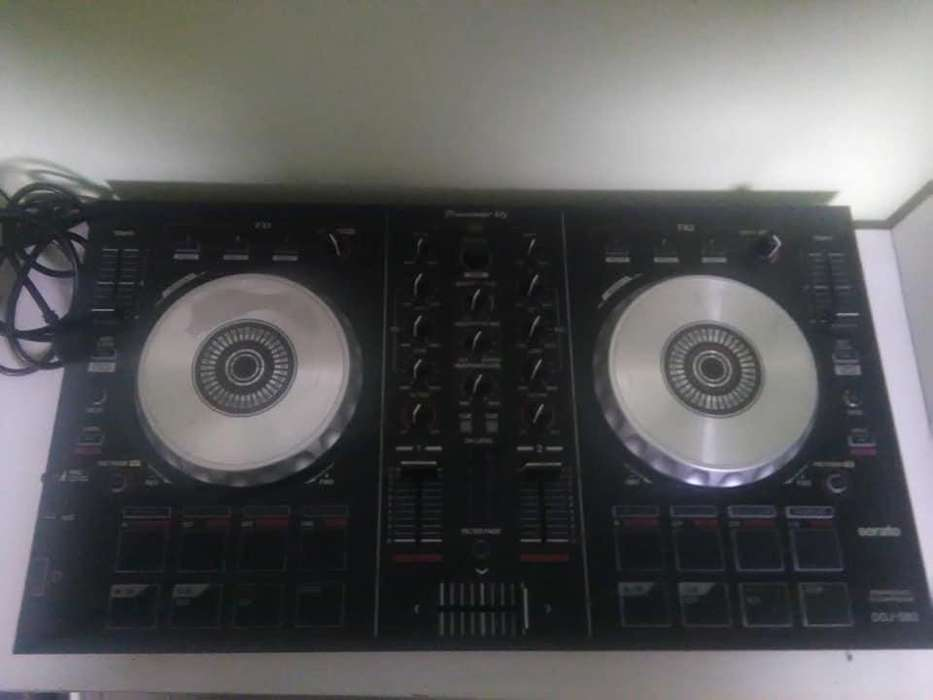 580 soles Pioneer DJ sb2 ( pionner,consola, no SB3, DDJ, NUMARK, sx,