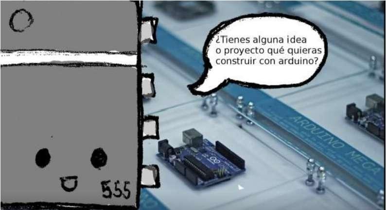Curso y desarrollo de proyectos sobre Arduino e IOT