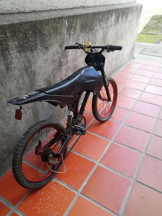 Vendo <strong>bicicleta</strong> Aro 20 Tipo Moto