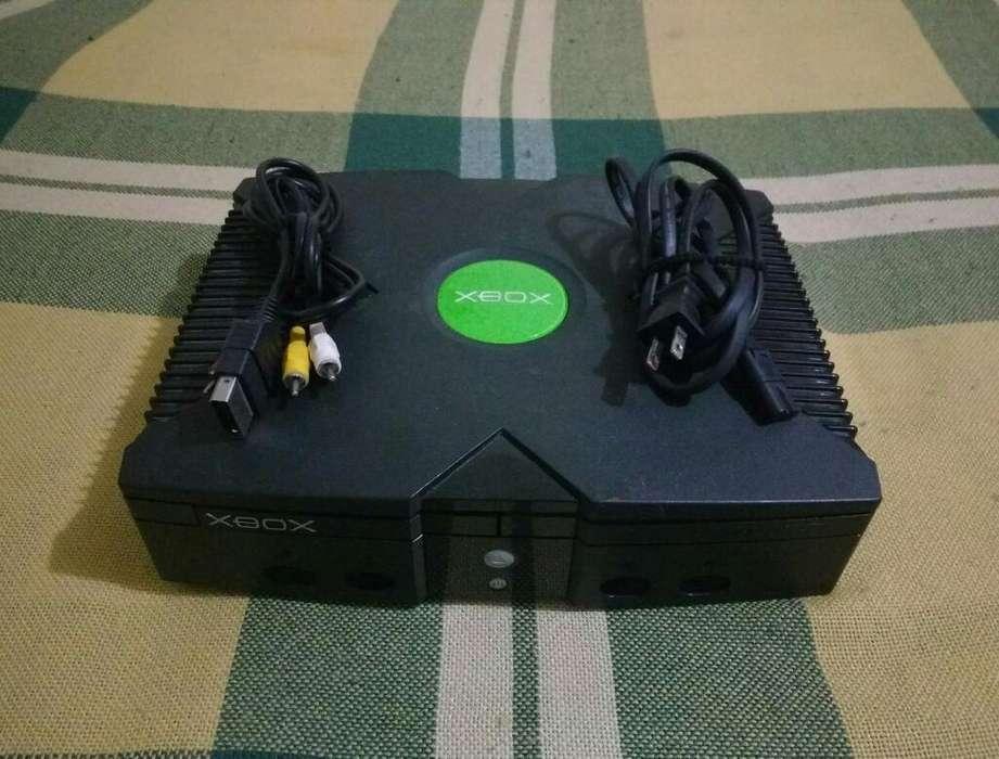 Consola Xbox Caja Negra