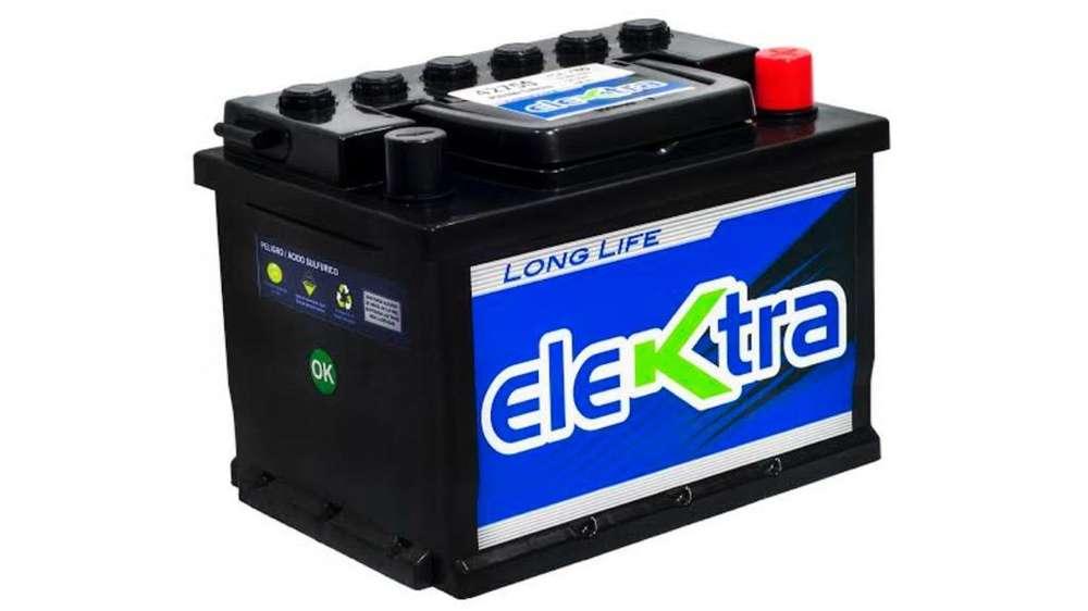 <strong>bateria</strong>s Elektra
