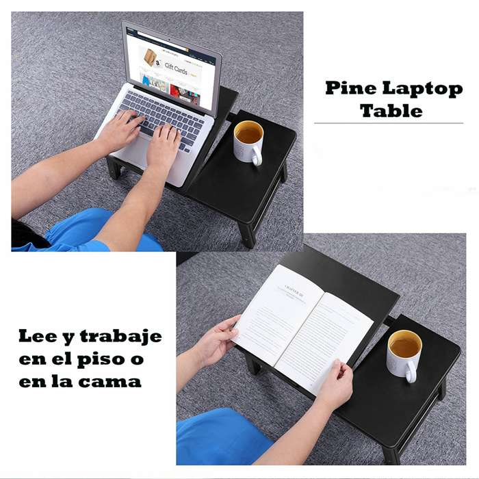 Escritorio plegable para laptop o notebook