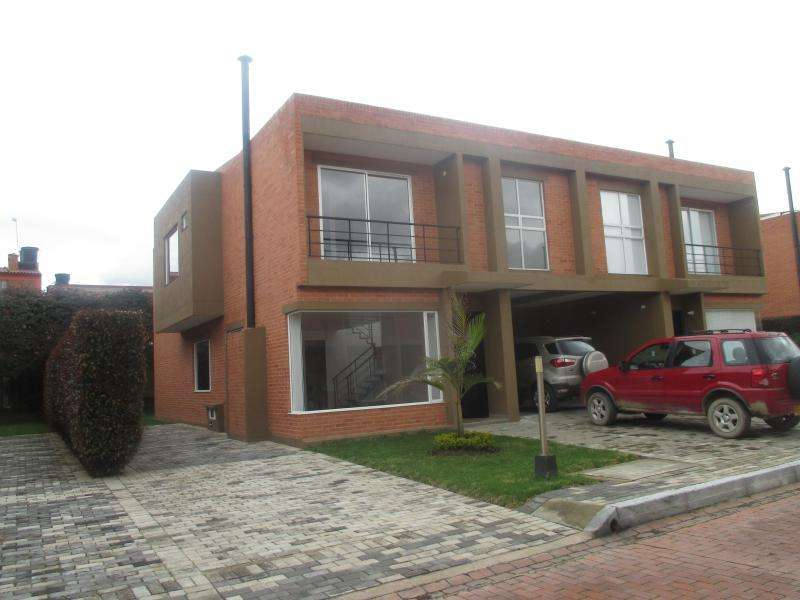 Cod. ABIRE5647 Casa En Arriendo/venta En Cajica Conjunto Cencerro Cajica Casa 11