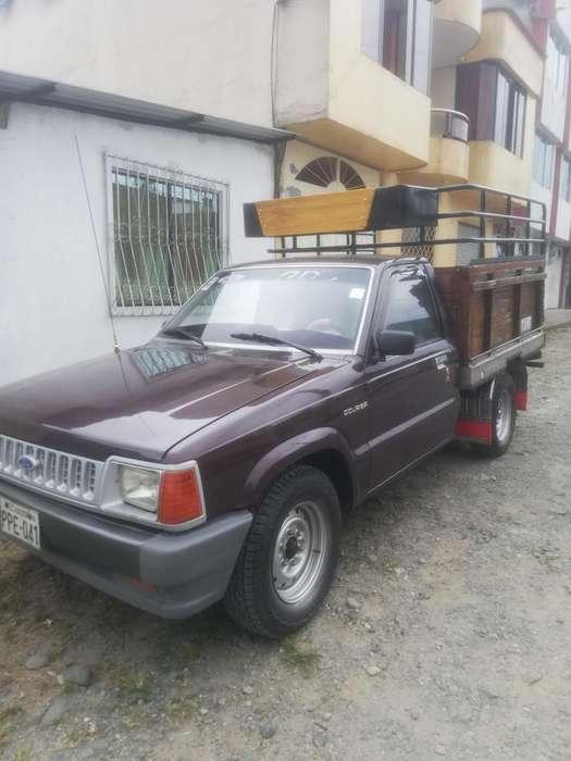 Vendo Ford Courier Año 94 a Toda Prueba.