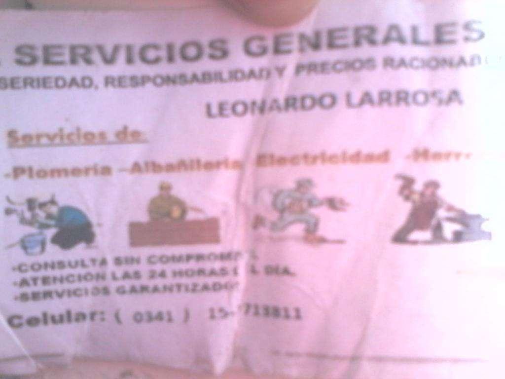 Leo El Constructor Albañilería en Gral
