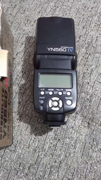 Flash Yongnuo, para Canon Y Nikon