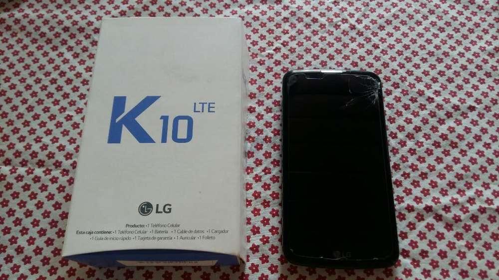 Lg K10 Astillado