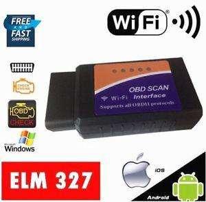 Scanner Diagnostico Obd2 Para Automoviles Elm327 WIFI
