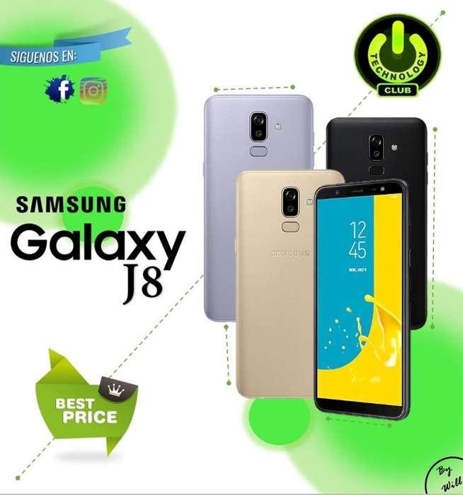 <strong>samsung</strong> J8 Galaxy 6 Pulgadas Super Amoled / Tienda física Centro de Trujillo / Celulares sellados Garantia 12 Meses