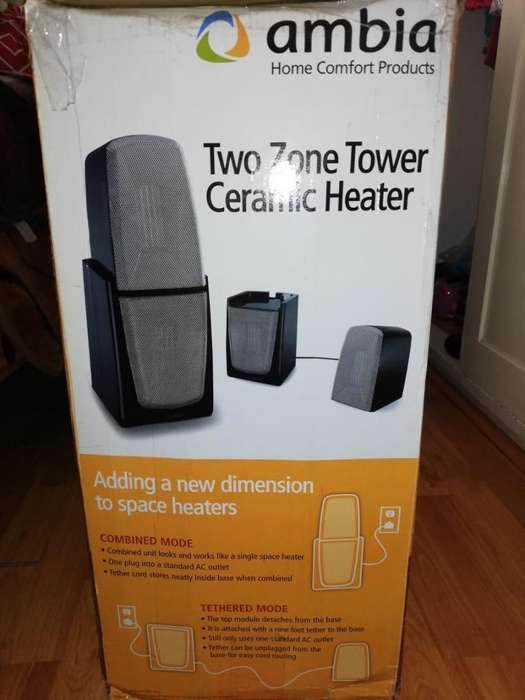 Calefaccion 3 plazas Usado