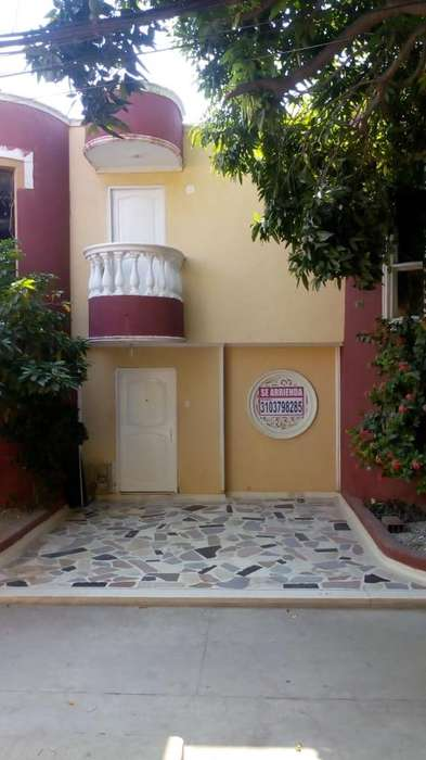 Casa en Santa Marta Se Arrienda