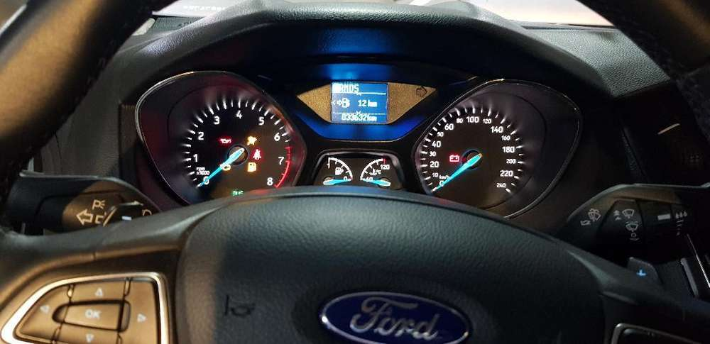 Ford Focus 2015 - 34000 km