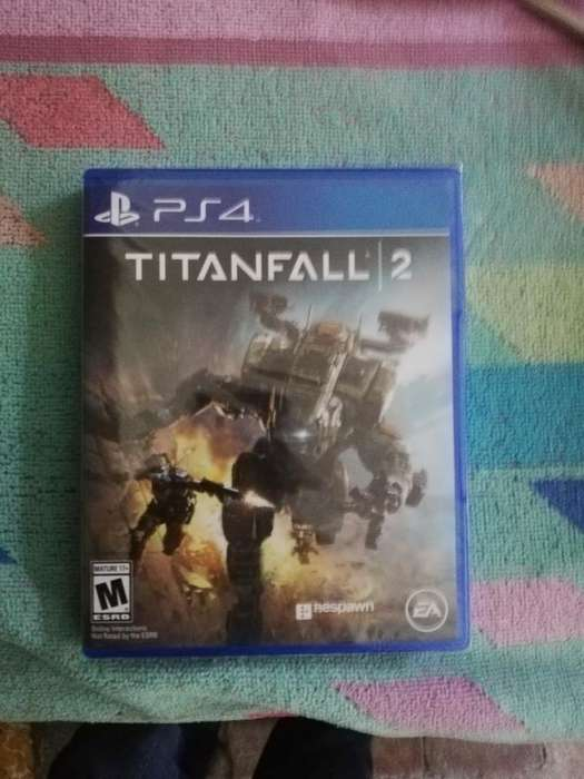 Titanfall 2 Ps4 Nuevo Sellado