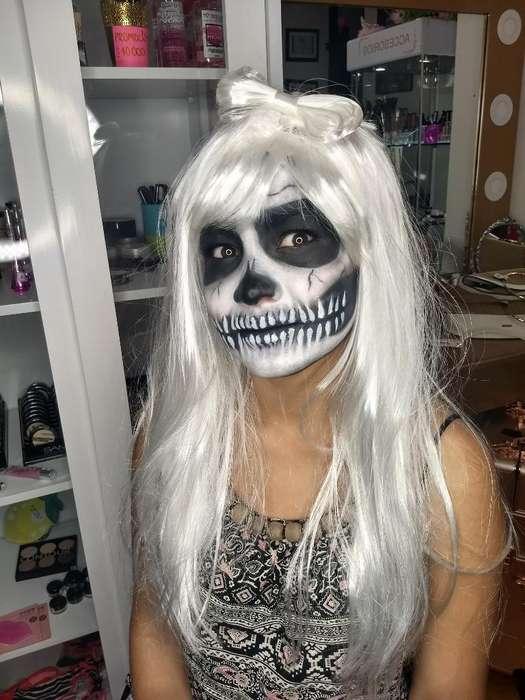 Maquillaje Artístico para Halloween