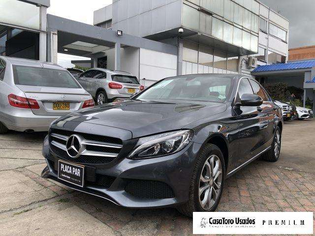 <strong>mercedes-benz</strong> Clase C 2017 - 22601 km