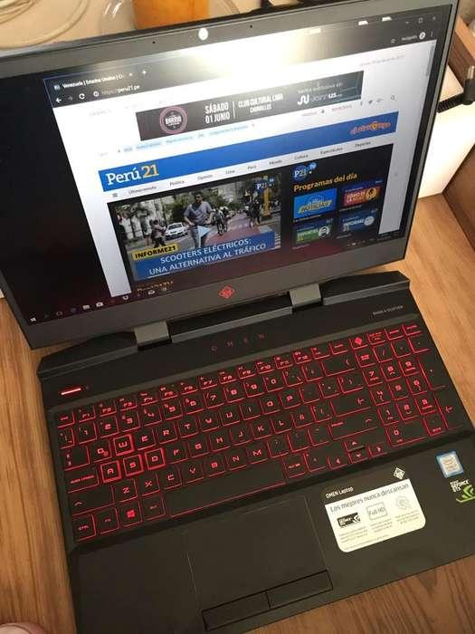 Laptop Omen Core I7 Gamer