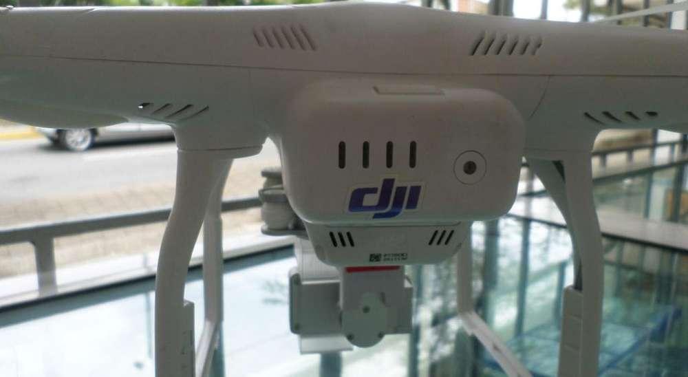 DRON PHANTOM 3 PROFESSIONAL DJI 4 K <strong>gps</strong> EN CAJA