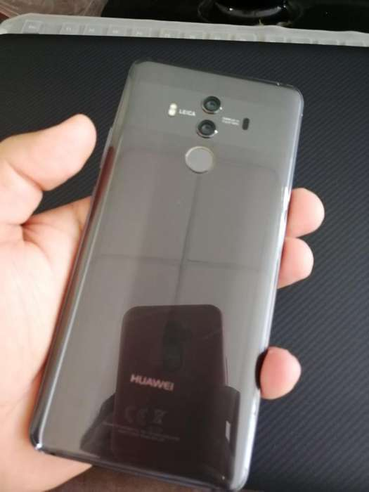 Vendo Celular Huawei Mate 10 Pro Full.