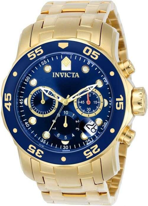 Vendo Reloj Invicta Totalmente Nuevo.