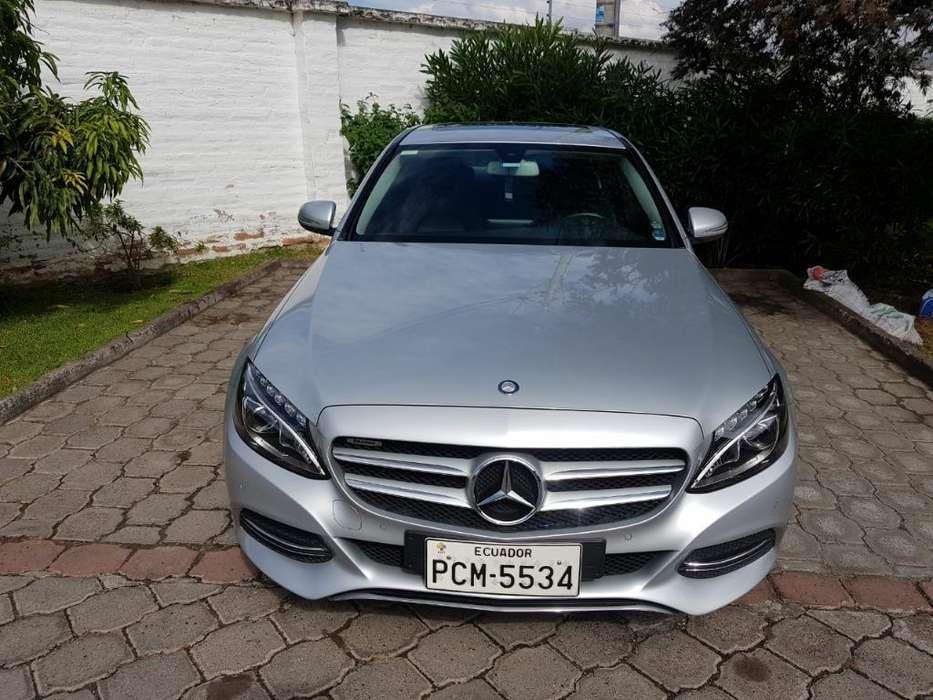 Mercedes-Benz Clase C 2015 - 47500 km