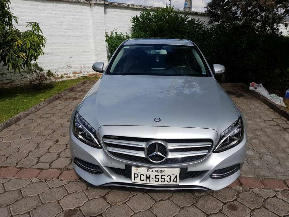 <strong>mercedes-benz</strong> Clase C 2015 - 47500 km
