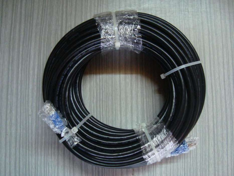 Cable INTERNET 30 m Doble VAINA Blindado FTP cat5e Entrega GRATIS!*