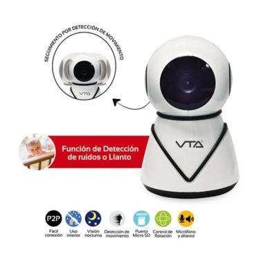 Cámara Ip 720P Hd Con Seguimiento Automatico VTA