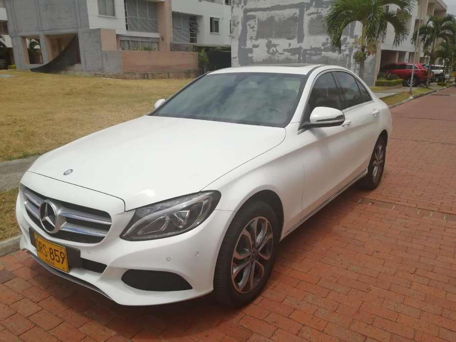 <strong>mercedes</strong>-Benz Clase C 2018 - 13300 km