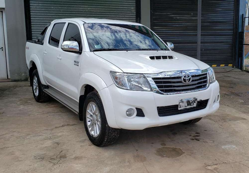 <strong>toyota</strong> Hilux 2013 - 119000 km