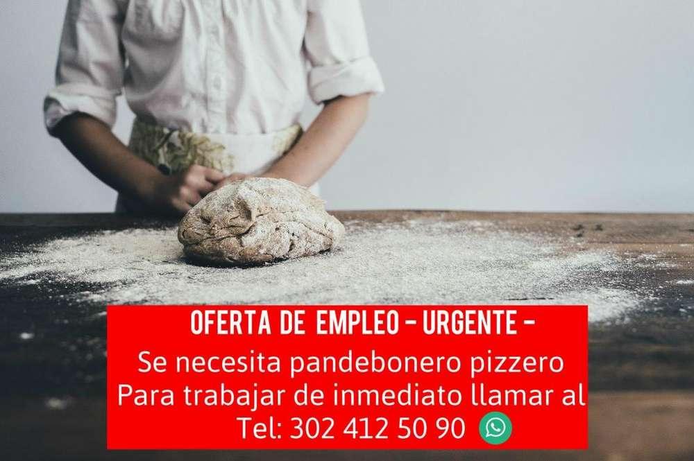 Panaderia y pizzas