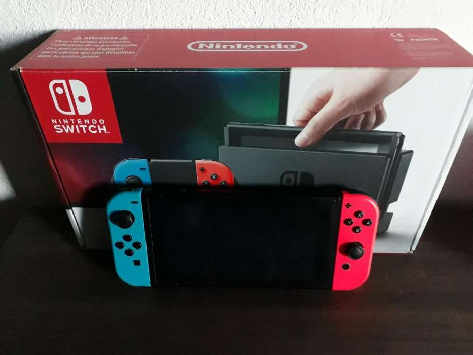 Vendo Nintendo Switch