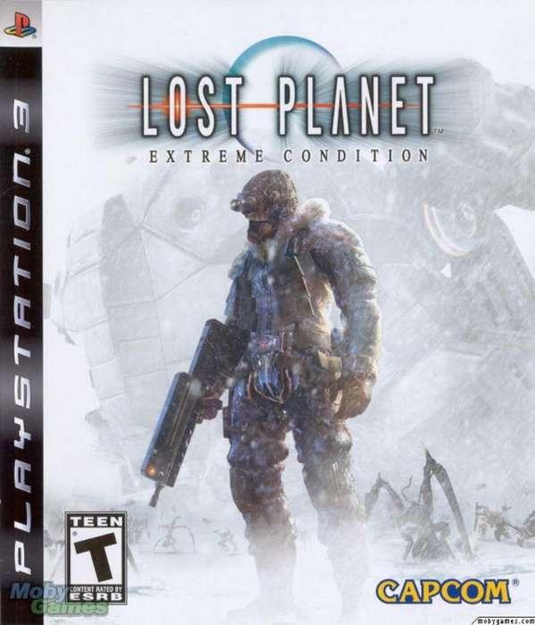 Vendo Lost Planet 1 para Ps3 Usado