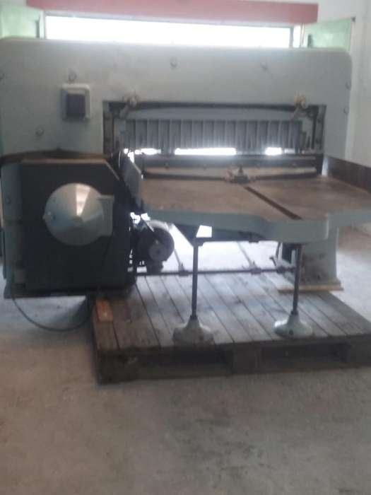 Impresora Offset H Kord Y Guillotina 110