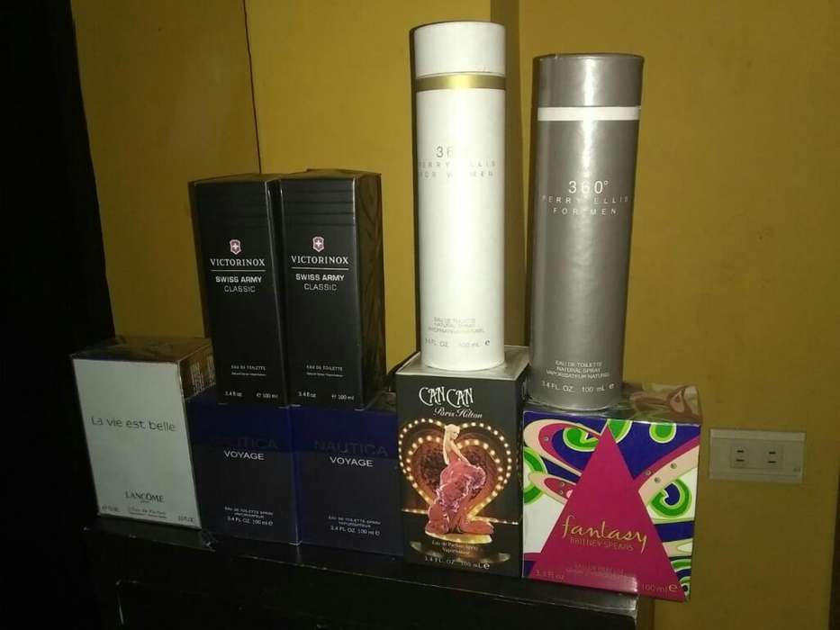 en Venta Perfumes