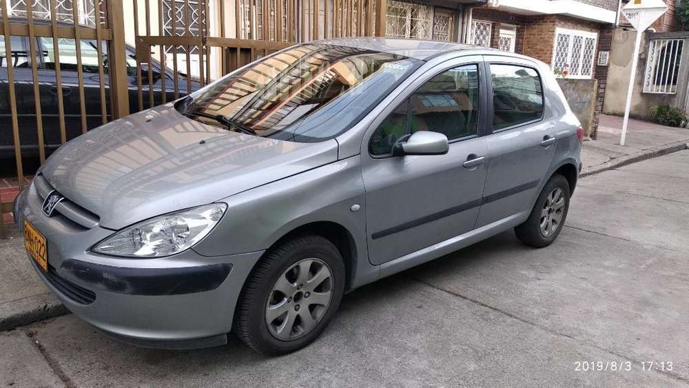 <strong>peugeot</strong> 307 2002 - 116 km