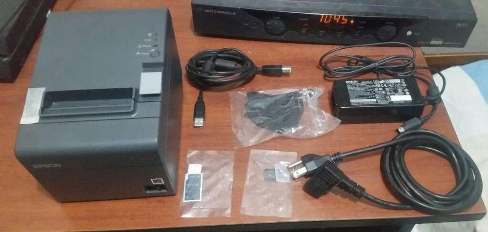 Impresora Epson Tmt20ii