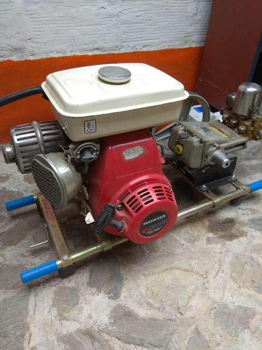Fumigadora Estacionaria Honda 1.5-2.2hp