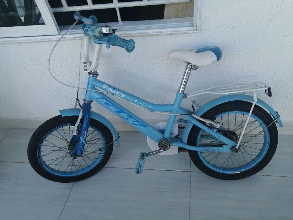 Biscicleta Niña