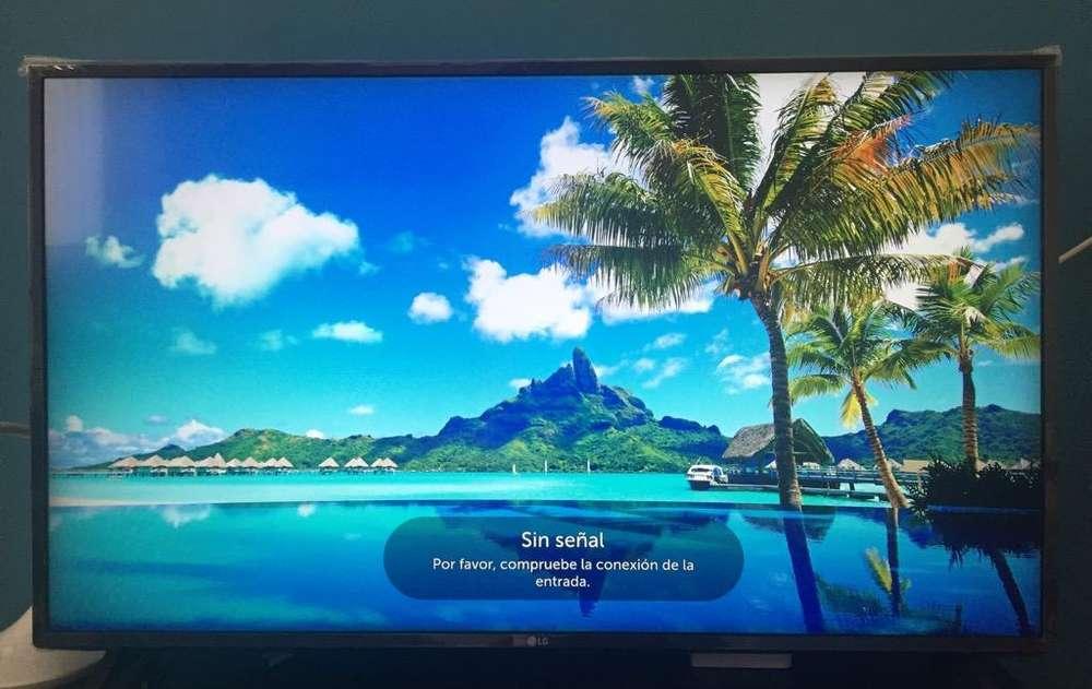 Televisor Lg 43'' 4K Ultra Hd