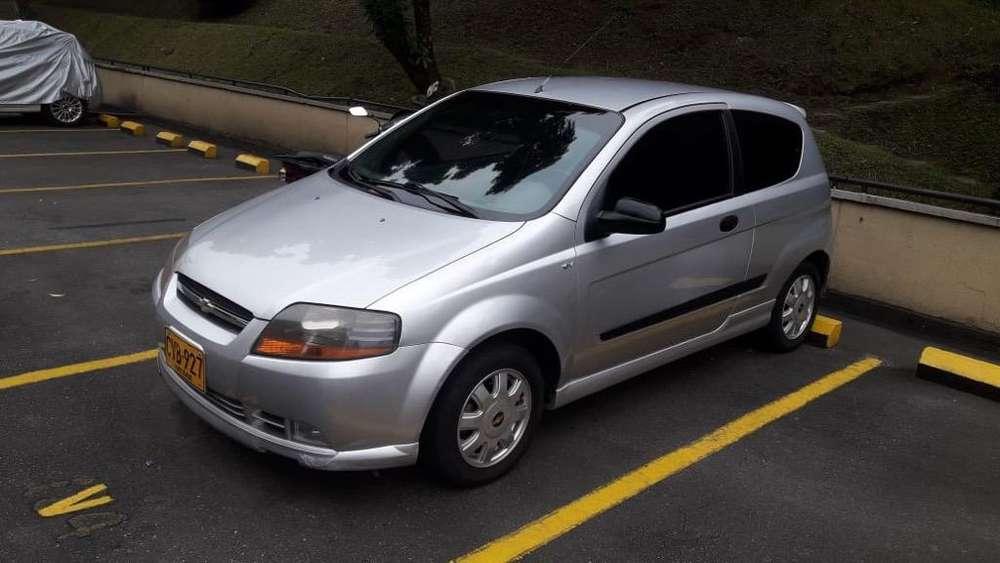 Chevrolet Aveo 2007 - 108000 km