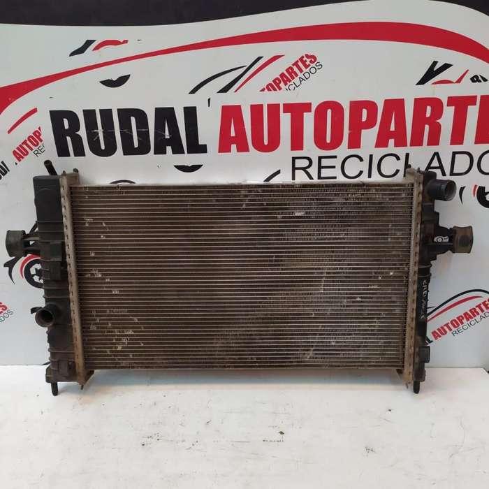 Radiador De Agua <strong>chevrolet</strong> Astra 3325 Oblea:02619840