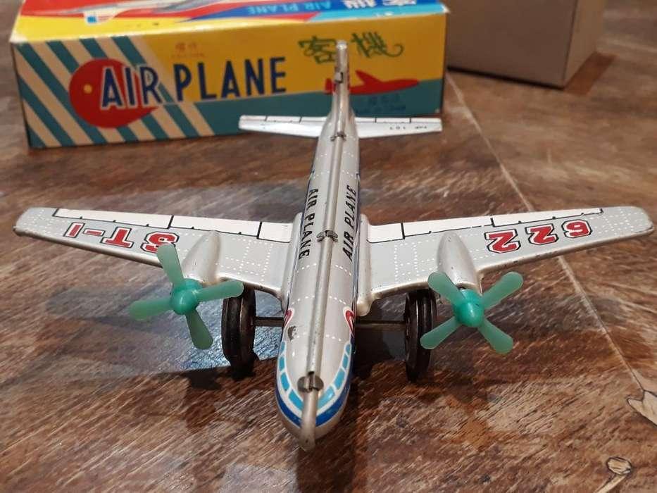 Friction Air Plane Mf107