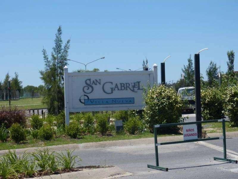 VN-San Gabriel - Lote en Venta