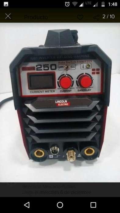 Equipo Tig Y Electrica