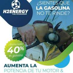 Hidrógeno Vehicular H2 Energy